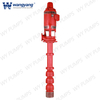 Vertical Turbine Fire Pump