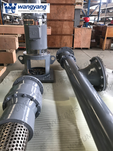 Line Shaft Deep Well Vertical Turbine Pump 1000 gpm